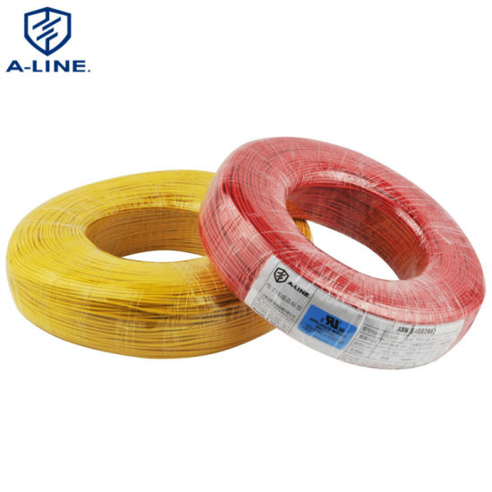 High Quality 600V 105º C UL Approved Copper Electrical Wire Supplier