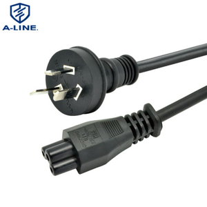 High Quality 3 Pin Australian Standard AC Power Cord Factory