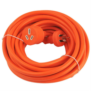 High Quality Australian Standard 15A 3 Pin Power Extension Cord