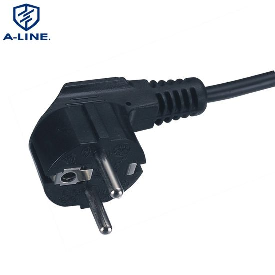 Factory Wholseale Price Europe VDE Approval Pins AC Power Cord