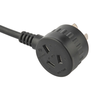 Pigtail Power Cord