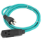 Free Sample Us Outdoor 13A 125V Extension Cord with 3 Outlets