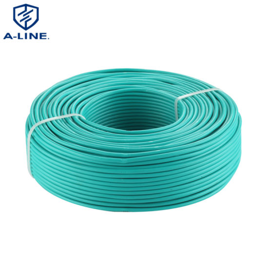 High Quality European Standard 70º C 450/750V PVC Insulated Electrical Wire